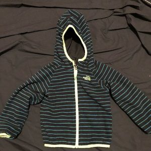 The north face toddler reversible jacket